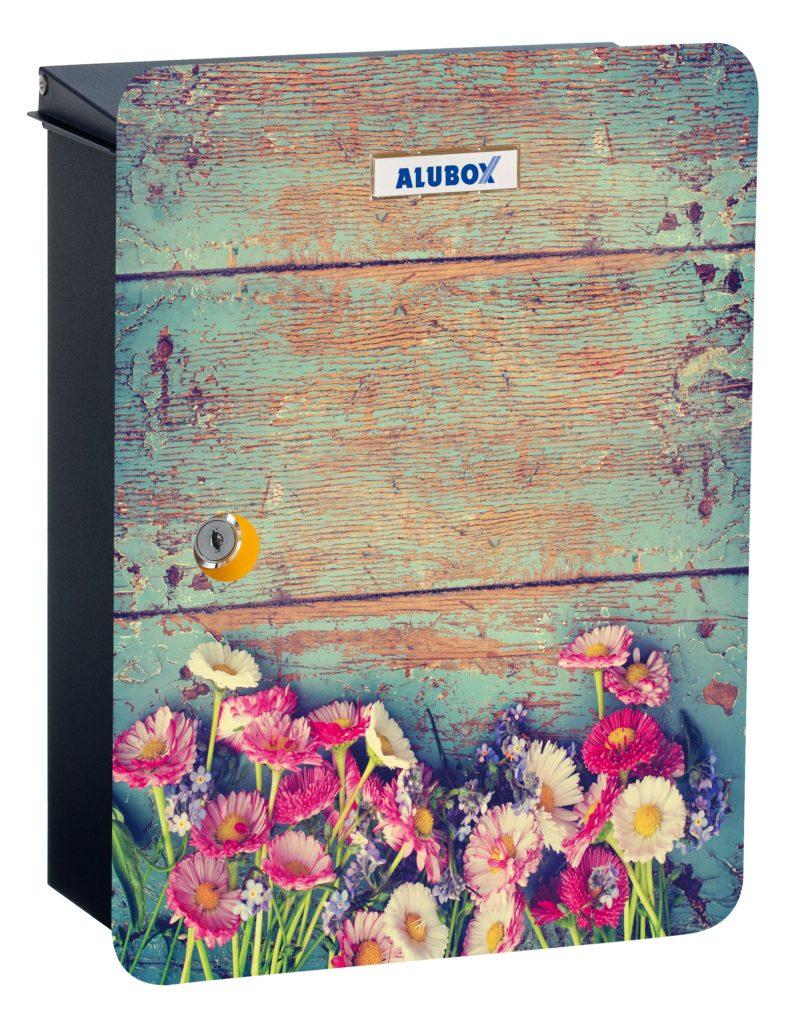 Cassetta della posta di design