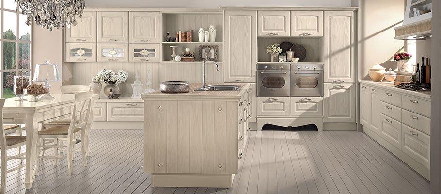 Estremamente Cucine stile inglese: come arredare, esempi e modelli di design SV87