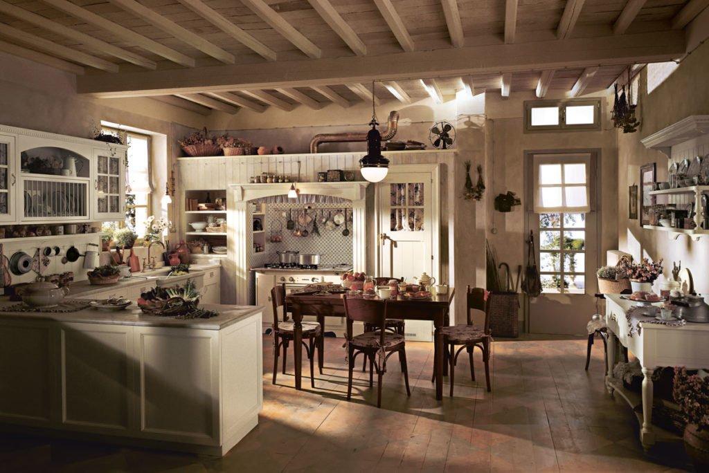 Cucine stile inglese come arredare esempi e modelli di for Cucina di campagna inglese