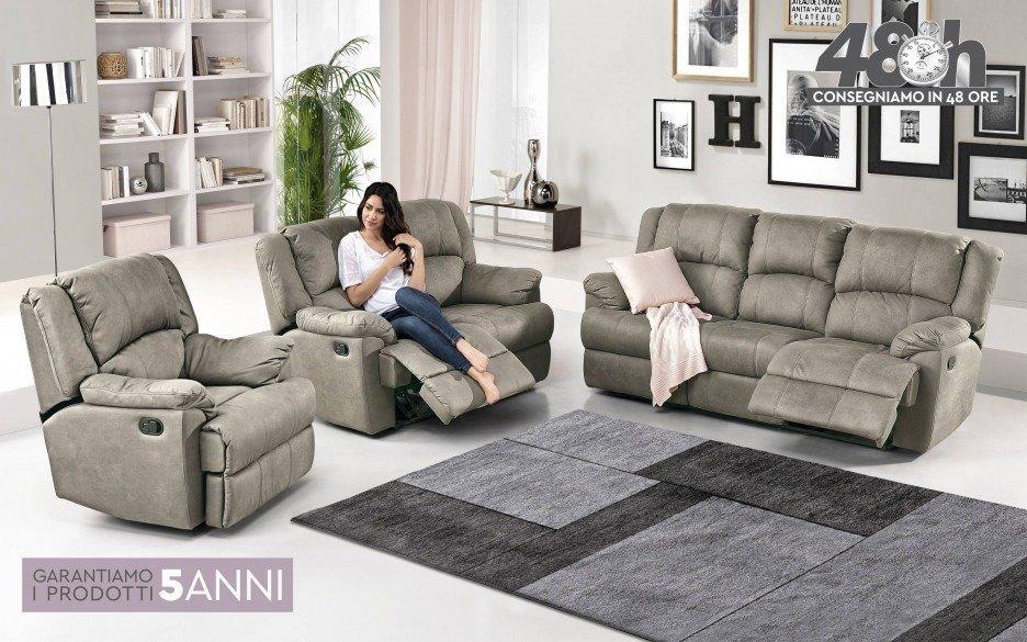divano moderno Barbados