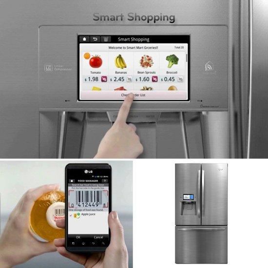 frigoriferi intelligenti