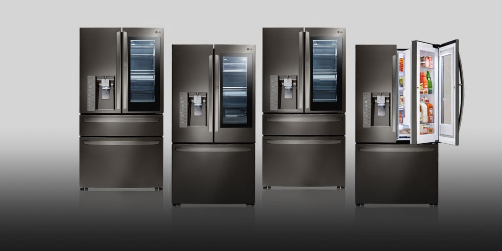 frigoriferi lg instaview
