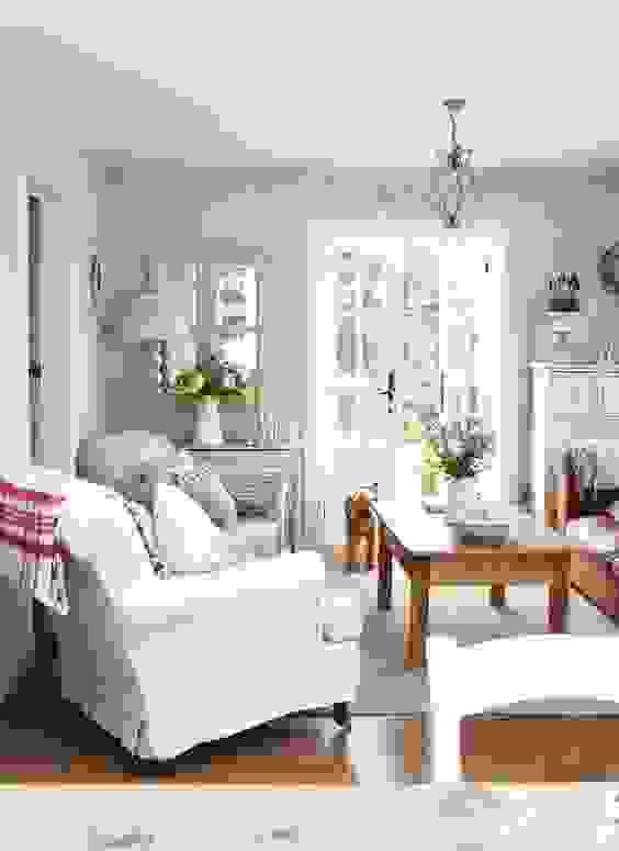 Shabby chic: arredamento interiors, per casa, mobili, cucine