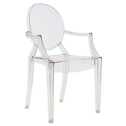 sedie Louis Ghost kartell