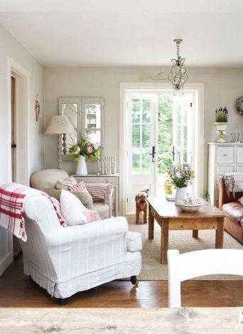 Shabby chic: arredamento interiors, per casa, mobili, cucine ...