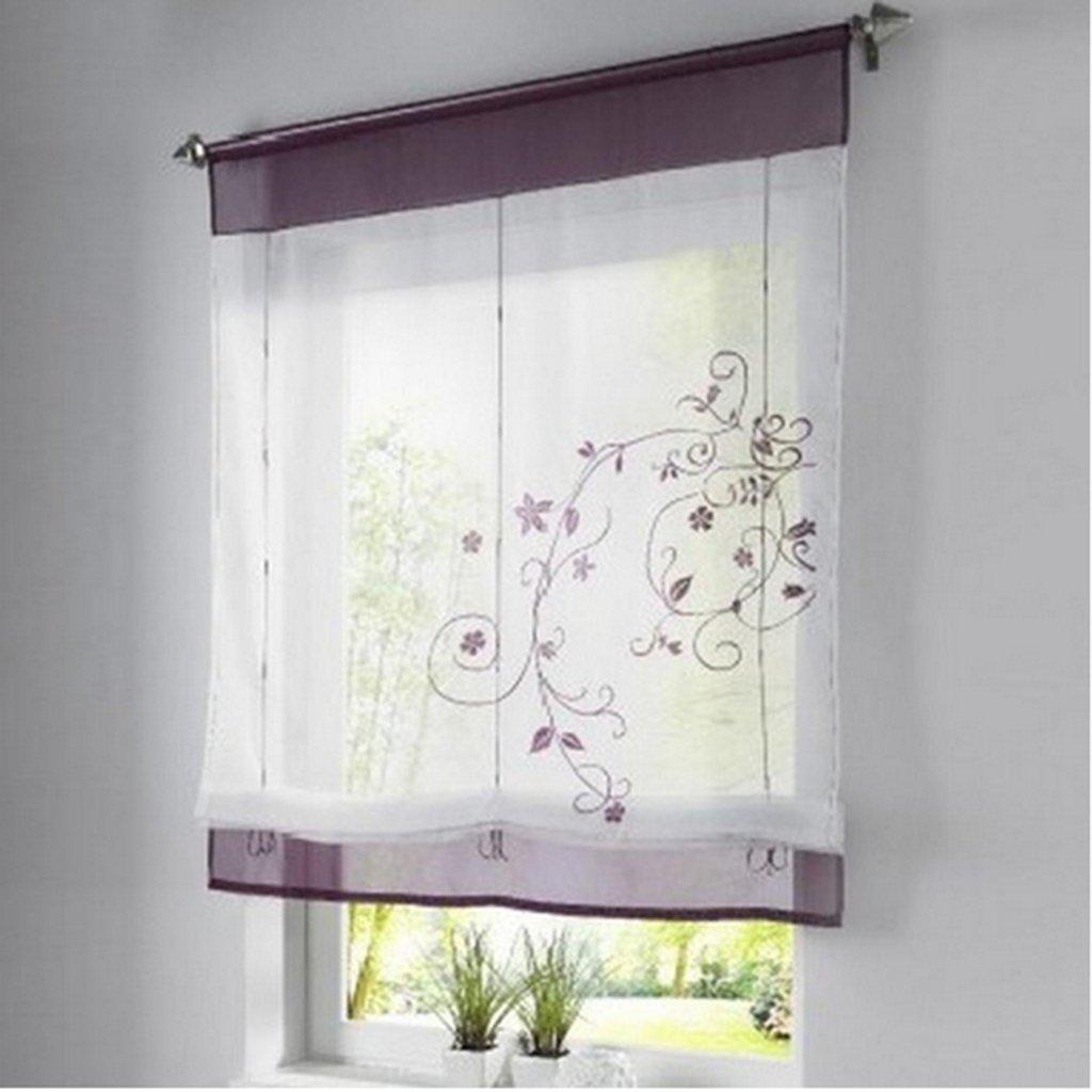 Tende da bagno floreali classiche e moderne tante idee scelte per voi designandmore for Tenda bagno finestra