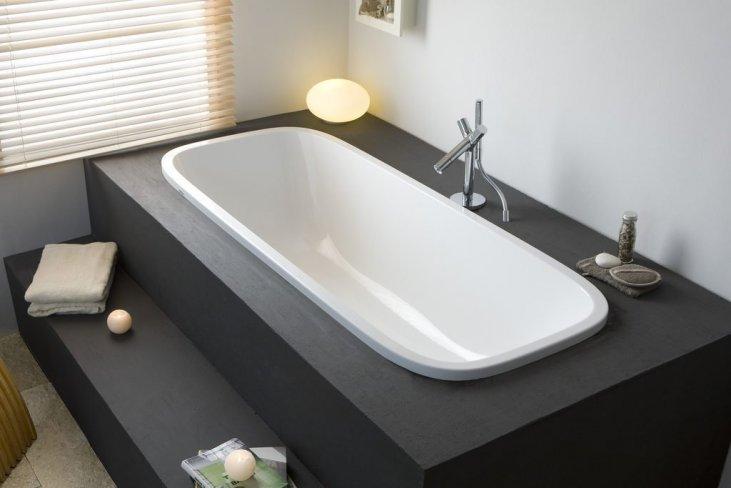 Vasche In Muratura A Mosaico O In Cemento Soluzioni E Idee