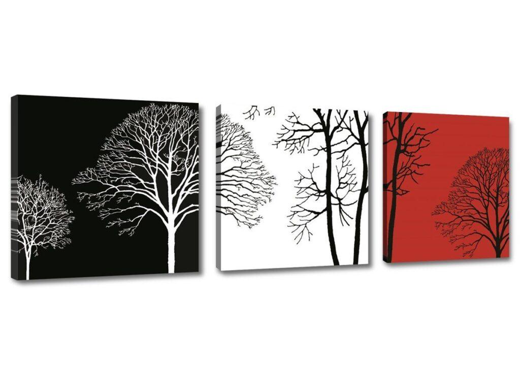 Quadri moderni su tela, astratti, Ikea: tante proposte anche online
