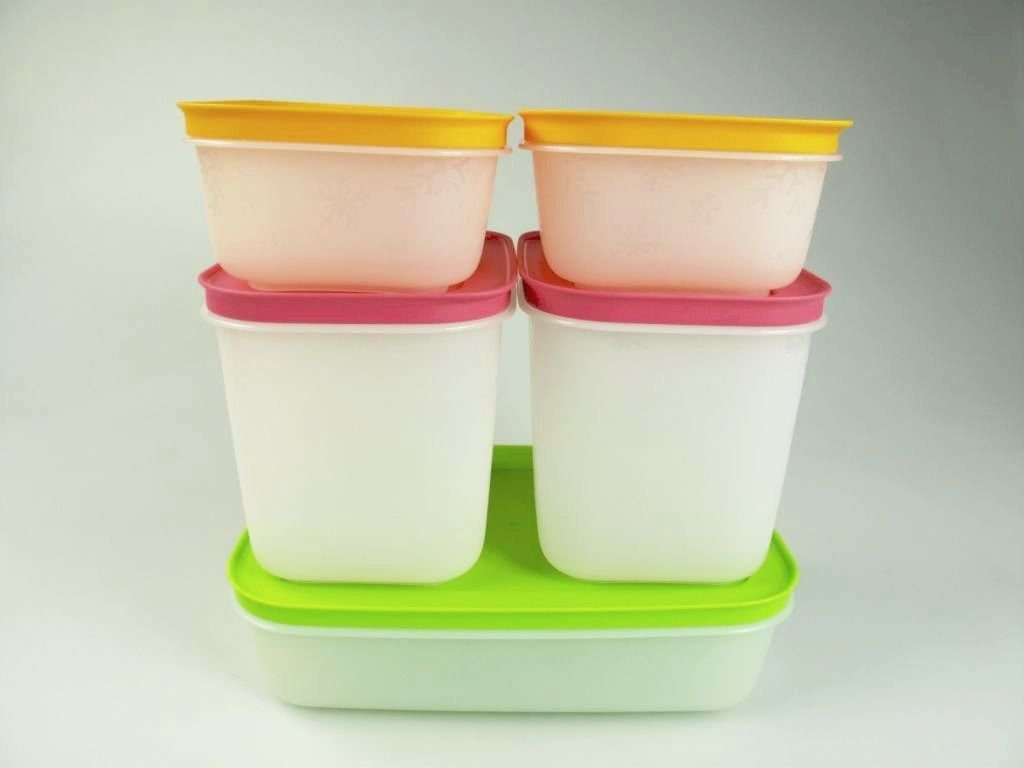 contenitori per alimenti tupperware