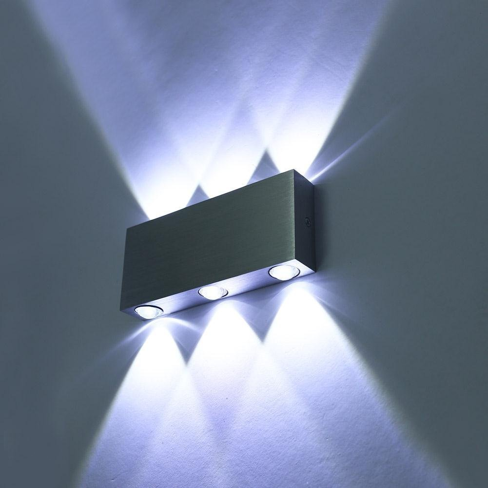 applique in alluminio a led