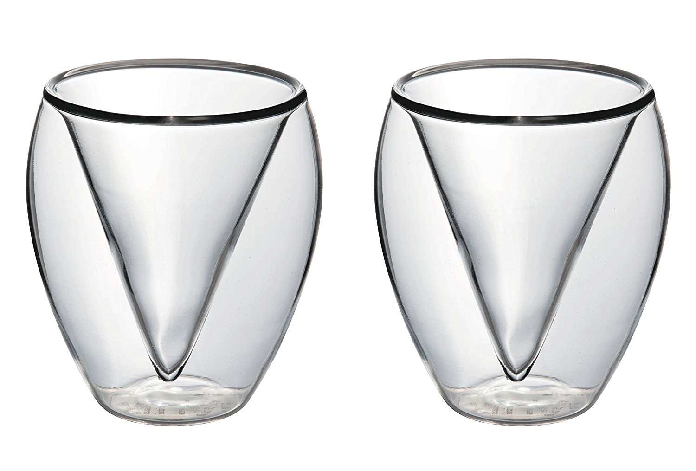 Bicchieri di vetro bormioli ikea e tanti altri spunti per la tavola designandmore arredare - Decorare bicchieri di vetro ...