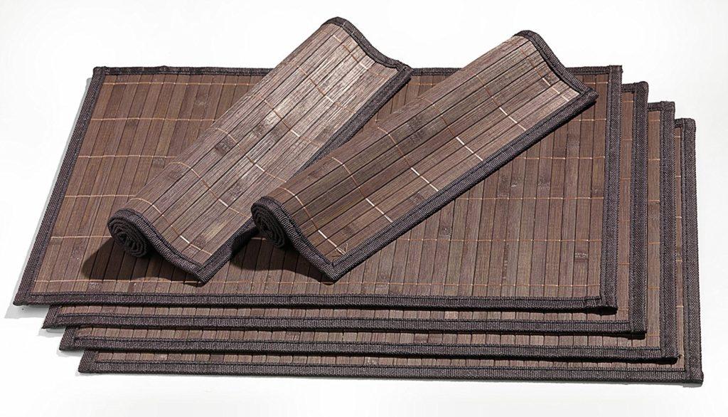 tovagliette in bambù