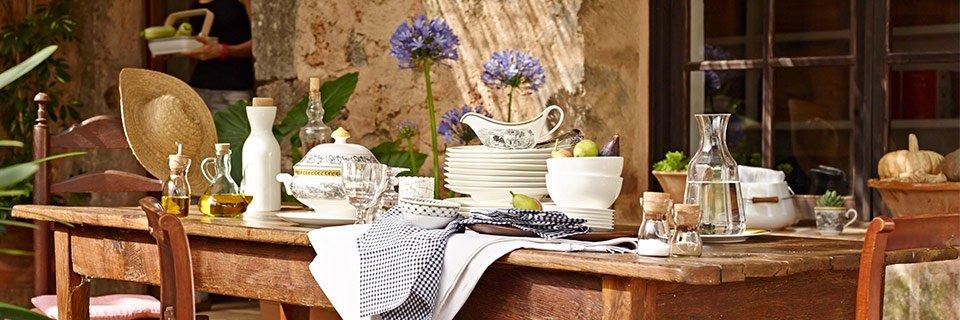 collezione di piatti villeroy&boch