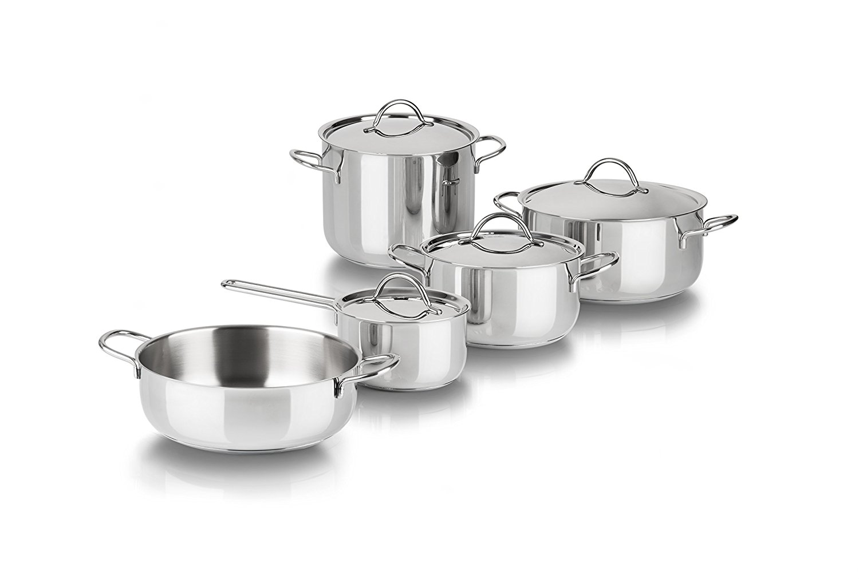 Pentole barazzoni a pressione a induzione o effetto pietra foto e prezzi - Pentole per cucine a induzione ...