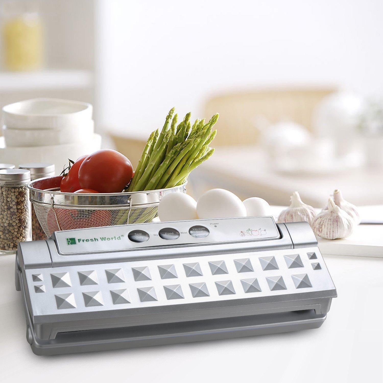 Macchina per sottovuoto per alimenti ecco il confronto tra modelli e prezzi designandmore - Macchina per cucinare ...