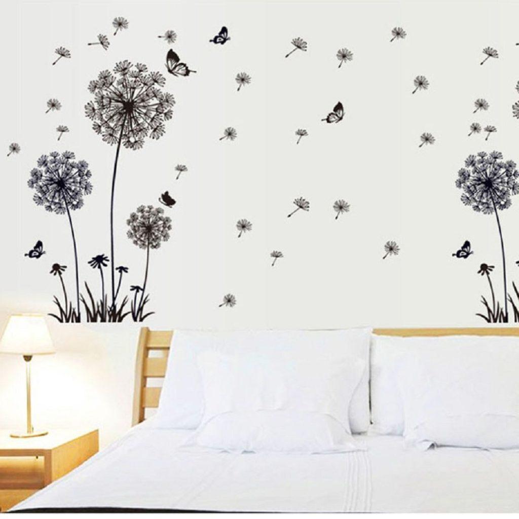 Adesivi murali tante tipologie per decorare le pareti for Adesivi da attaccare al muro