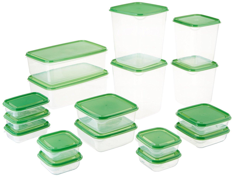 Contenitori per alimenti in plastica o in vetro i nostri for Ikea contenitori vetro