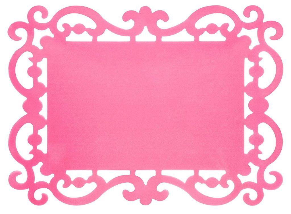 tovagliette americane rosa Bitossi