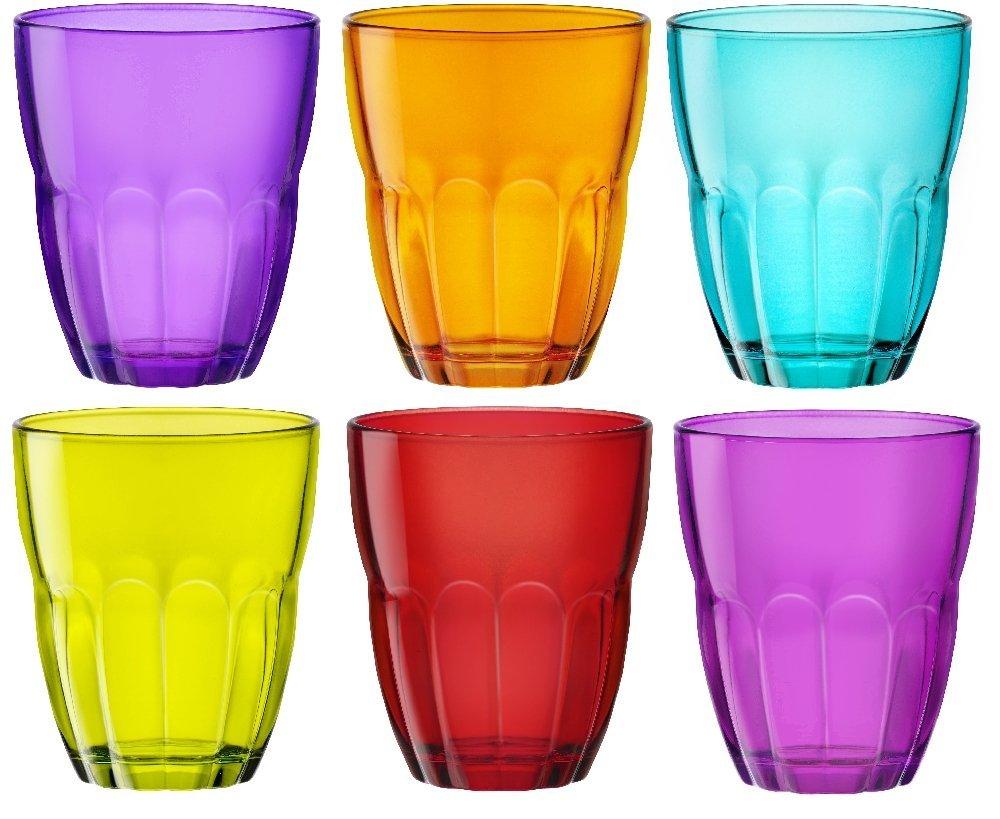 bicchieri colorati bormioli