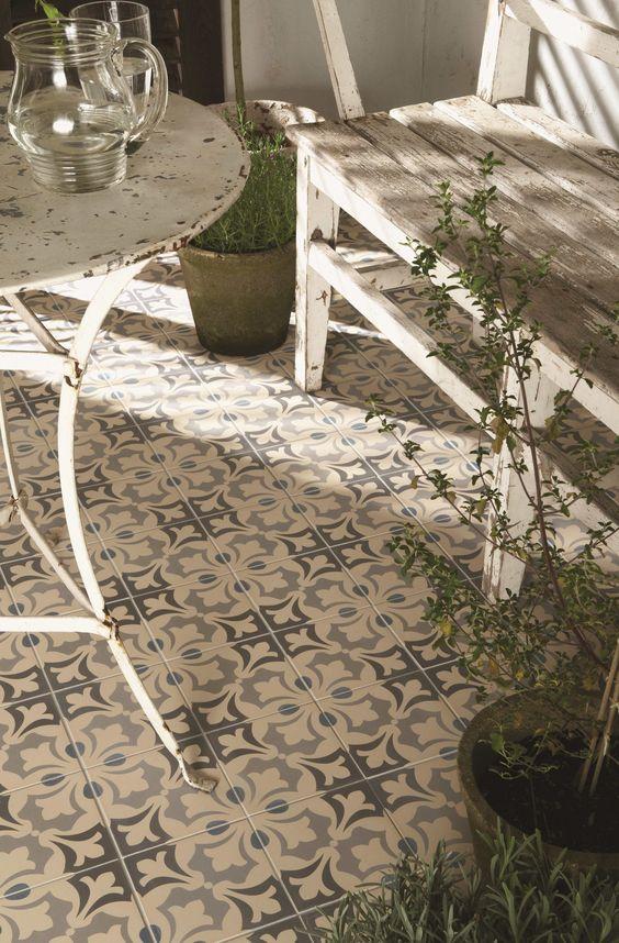 pavimenti per esterni con le cementine