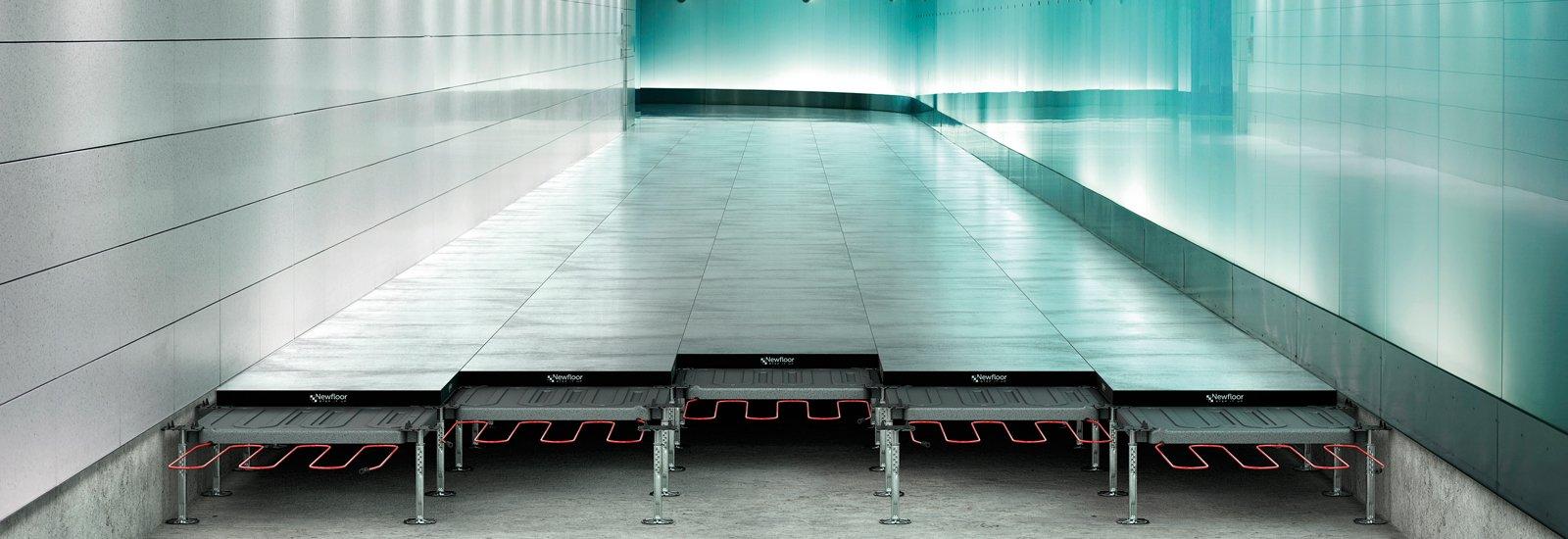 calidus pavimento galleggiante