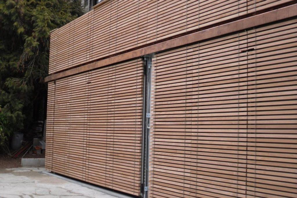 pareti ventilate in legno