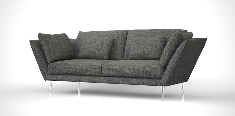 Poltrone e sofa prezzi e offerte dei nuovi modelli del for Offerte divani angolari in tessuto