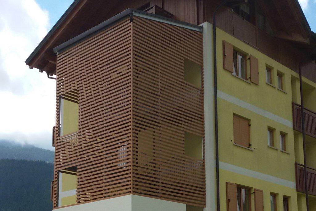 Z.Style facciate ventilate in alluminio