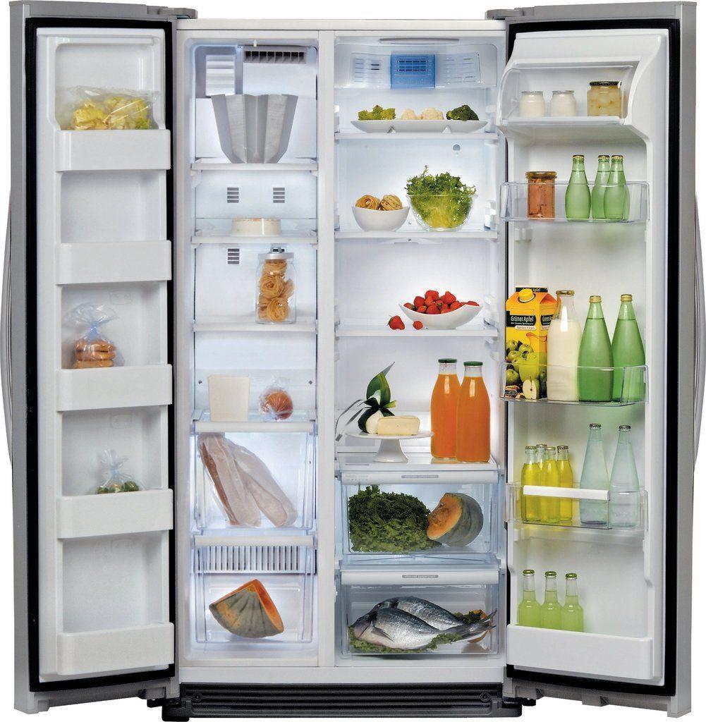 frigoriferi americani samsung lg whirlpool ed altro. Black Bedroom Furniture Sets. Home Design Ideas