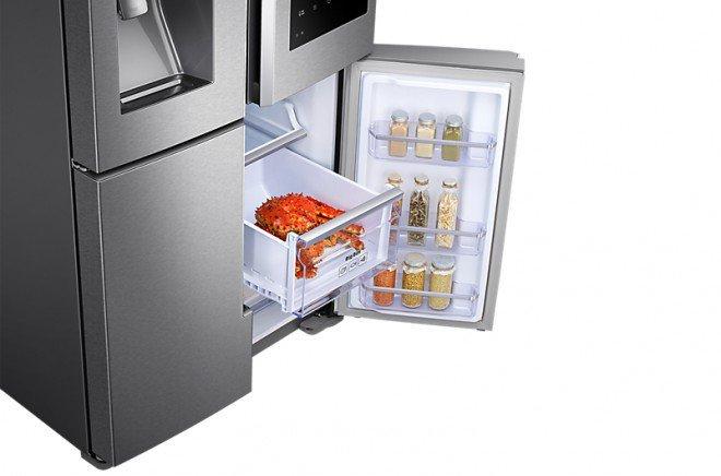 frigoriferi americani samsung