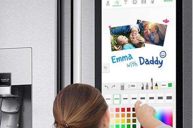 frigoriferi americani samsung family hub