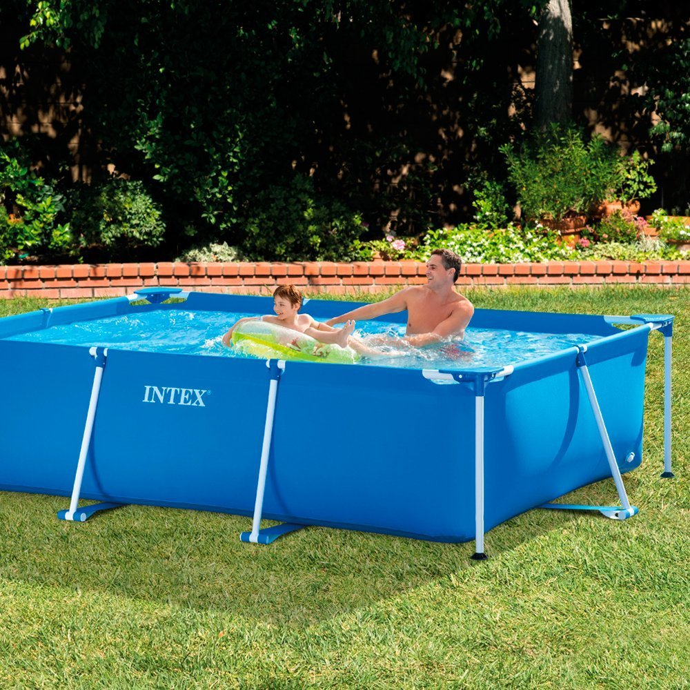 Piscine fuori terra poolmaster intex bestaway e altre for Garten pool intex