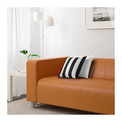 divani ikea in pelle sintetica