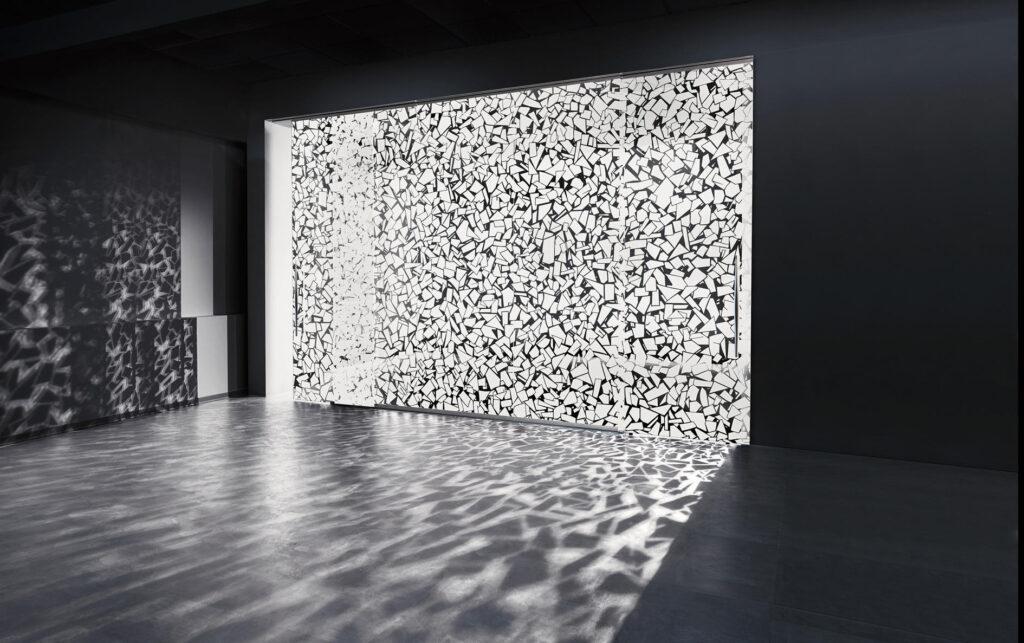 pareti mobili Line di Casali