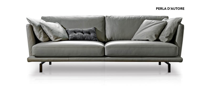 Divani Poltrone e Sofa in pelle