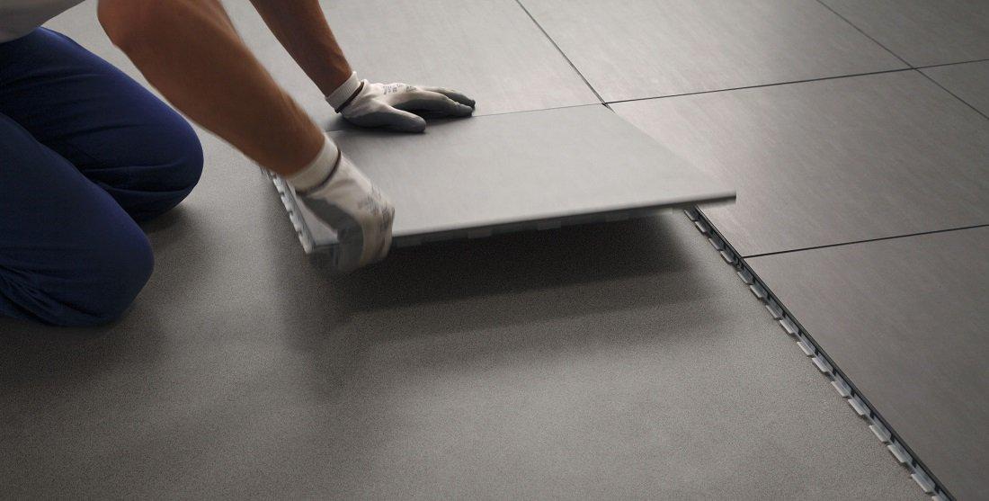 Posa pavimento materiali costi e fase di progettazione designandmore arredare casa - Accessori per posa piastrelle ...