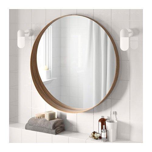specchi ikea cornice in legno