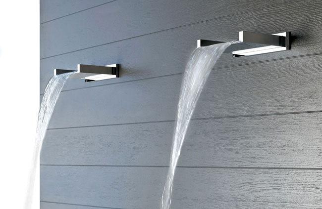 Gessi rubinetteria per bagno e cucina ma non solo - Rubinetteria a cascata bagno ...