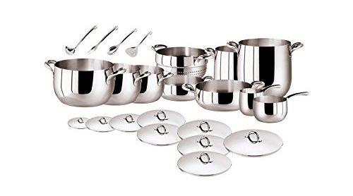 Photo of Sambonet: posate, cucchiaini ed accessori in argento per la tavola