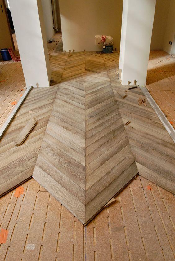 progettazione posa pavimento