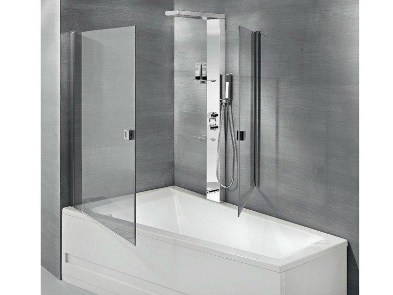 Photo of Vasca con doccia: una soluzione versatile, eccovi tanti esempi