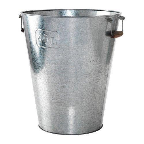 portavasi ikea in alluminio