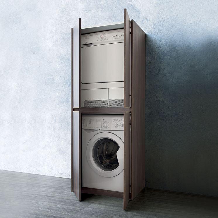 Dimensioni lavatrice ridotte