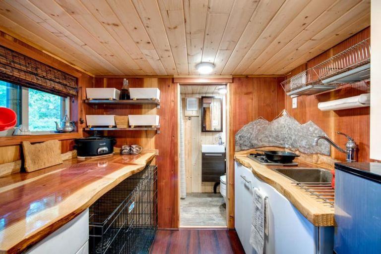 mini case cucina