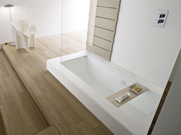 Vasca Da Bagno Interrata Prezzi : Vasca con doccia: una soluzione versatile eccovi tanti esempi