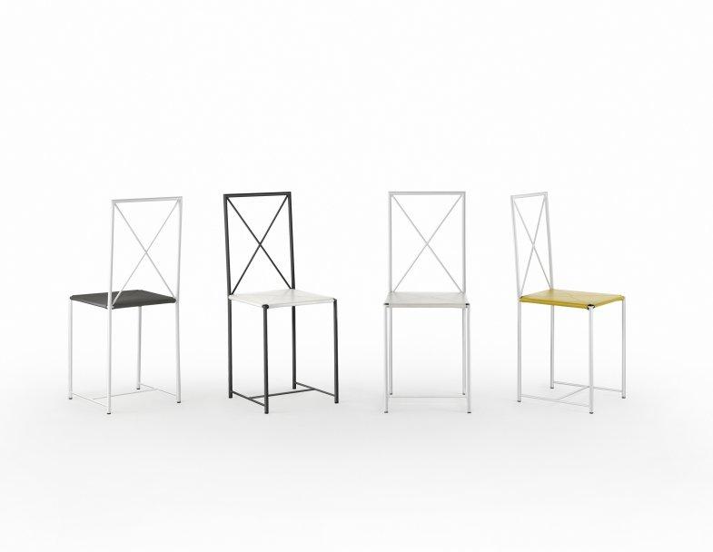 sedie moka flexform