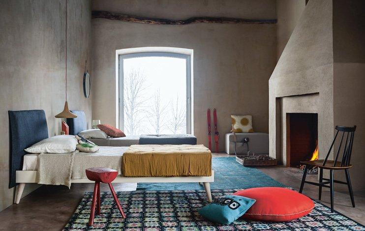 camerette battistella letto