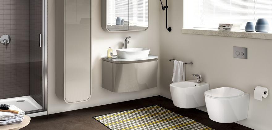 Ideal standard sanitari complementi ed accessori per il tuo bagno designandmore arredare for Vasca da bagno prezzi ideal standard