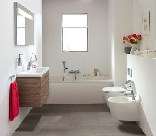 Ideal standard sanitari complementi ed accessori per il - Nicchie in bagno ...