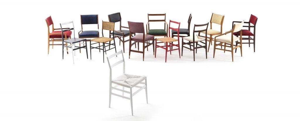 Cassina arredamenti mobili poltrone tavoli e sedie - Sedia leggera gio ponti ...